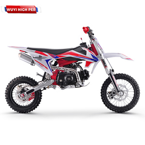 125cc 140cc 4stroke high quality brand new youth off road dirt moto cross pit bike