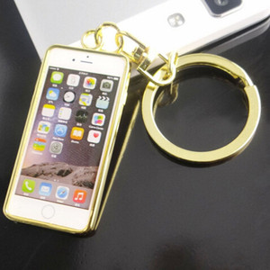 Keychain cell phone cute mobile phone keychain mini keychain mobile phone