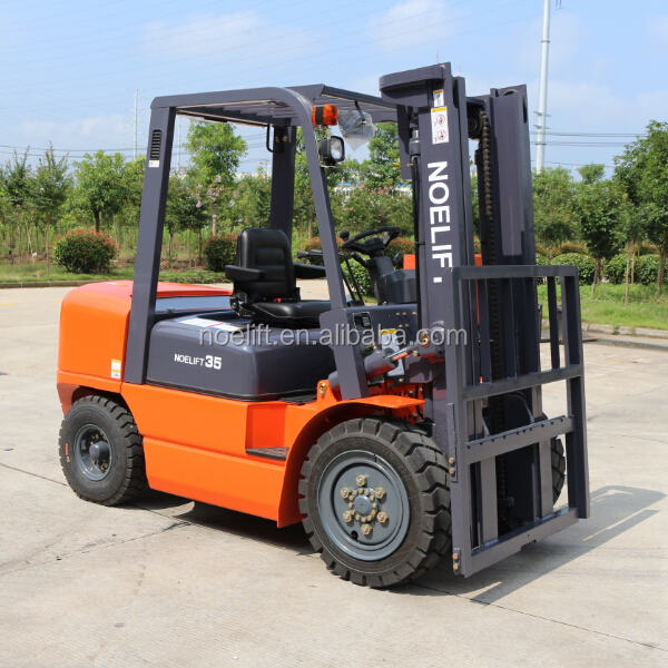 Fork Lift Hydrostatic Transmission : T diesel engine forklift with automatic hydraulic