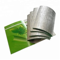 Eco-friendly XPE foam sheet with high quality aluminum film backed xpe foam insulation
