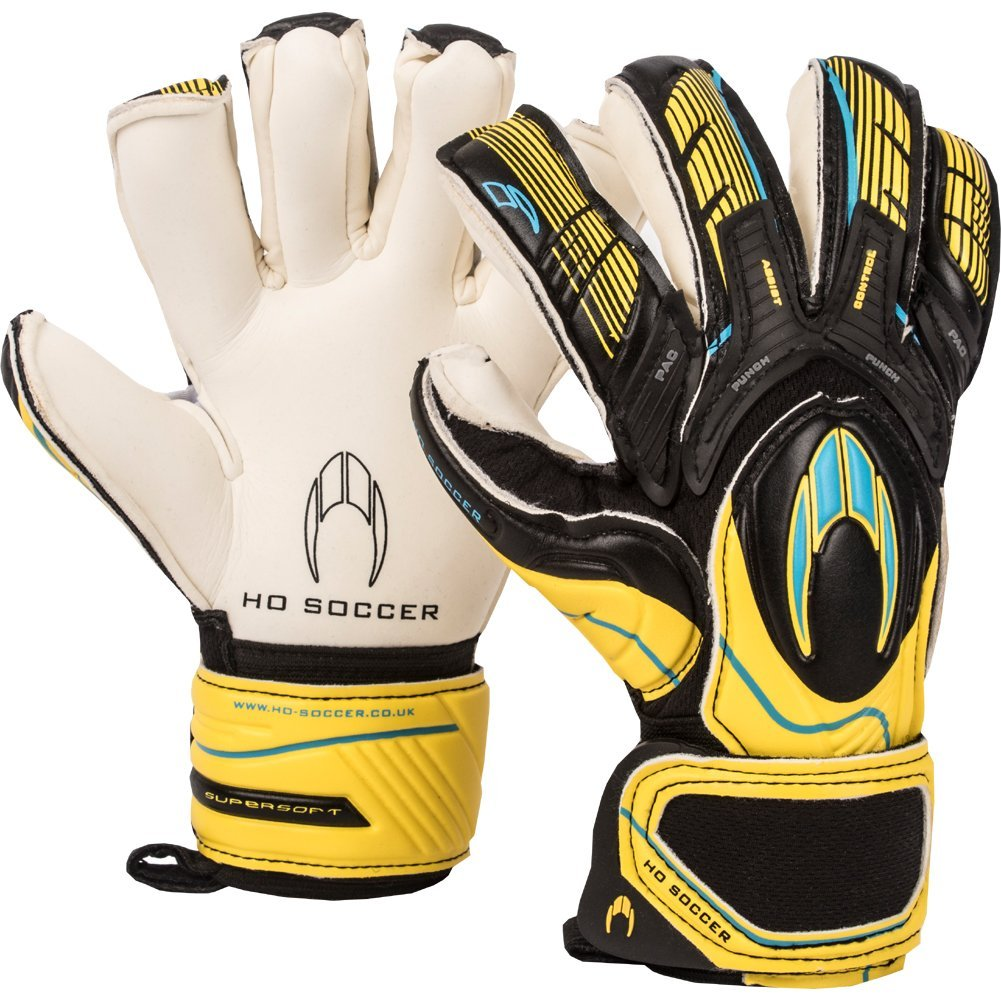 Boys HO GHOTTA SSG P.A.C CLUB ROLL/NEG JUNIOR Goalkeeper Gloves For Soccer