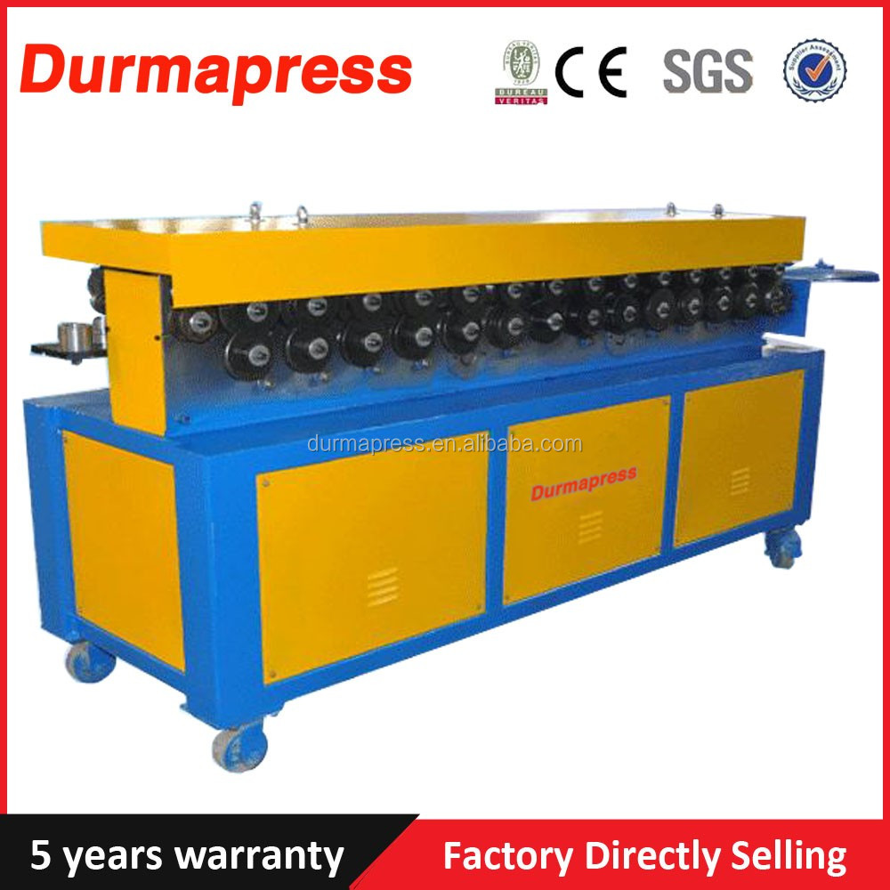 Good price T-12 Duct Manufacturing TDC Flange Forming Machine , Flange Making Machine TDF