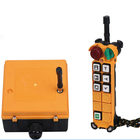 TELEcontrol Brand Industrial Wireless Remote Control With Enhance Watch-dog Circuit, F24-6D Unique remote controller