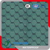 colorful mosaic fiberglass roofing shingles, asphalt shingle with low price