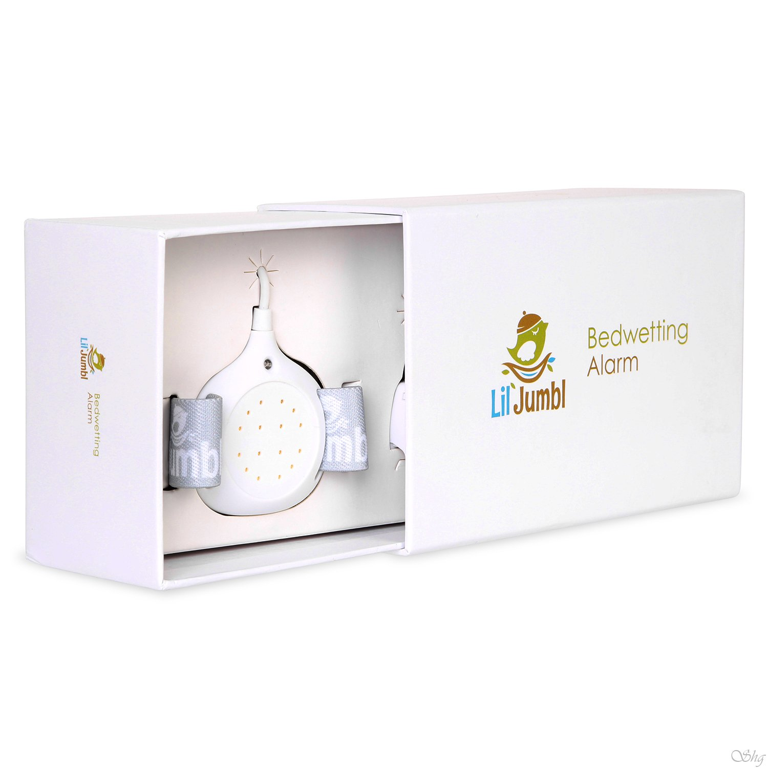 37458f20e0 Get Quotations · Bedwetting Alarm Nocturnal Enuresis Potty Training  Solution for Boys   Girls. Discreet
