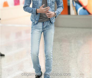 c0f841031 (stock)fashion Hot Sale Stretch Skinny Light Blue Jeans For Men,Slim Fit  Jeans - Buy Stretch Jeans,Skinny Jeans,Slim Fit Jeans Product on Alibaba.com