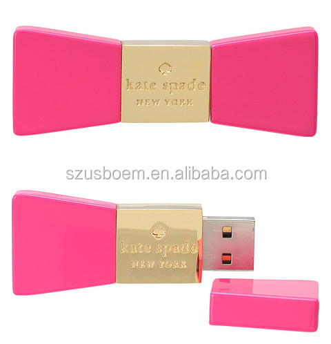 Bow tie usb flash drives