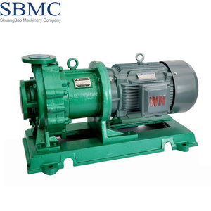 Magnetic drive pump for hexane of ISO9001 standard