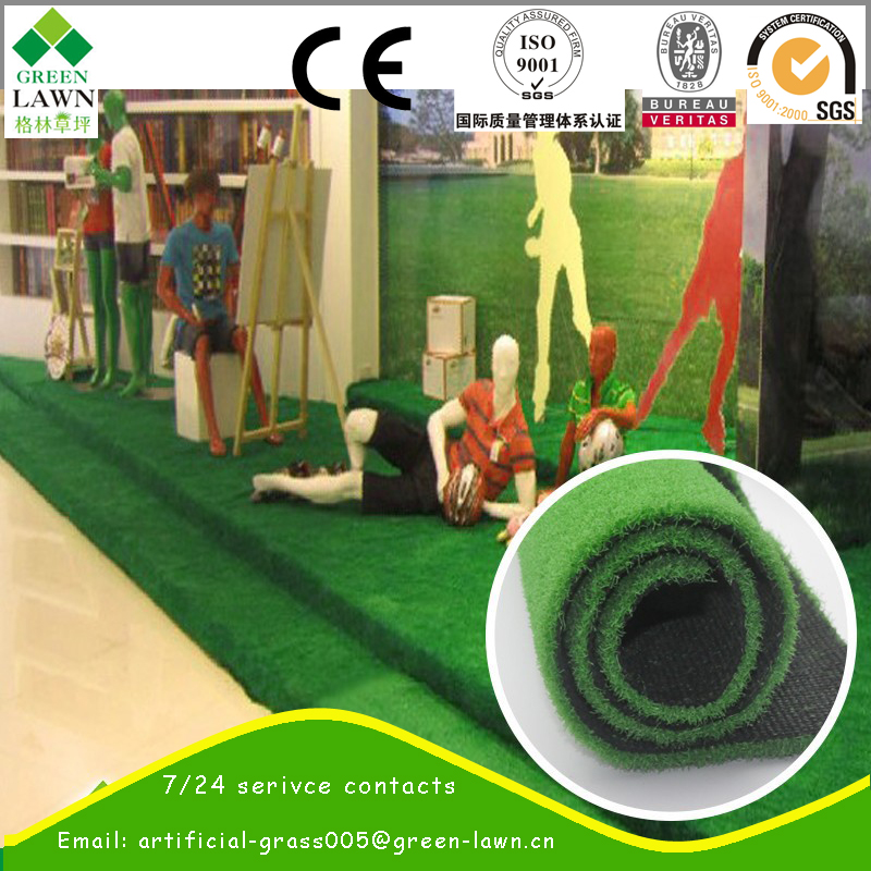 Hot Sale China Supplier Landscaping Light Green Pp Artificial ...