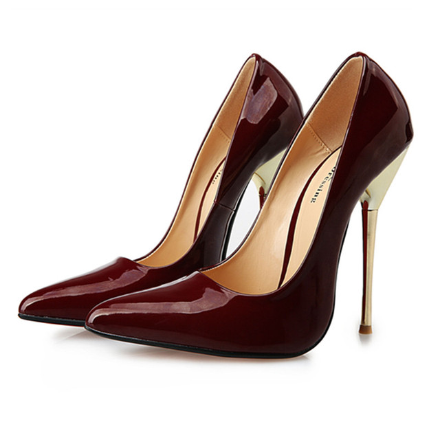 Wide Width Red Bottom Shoes