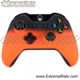 Front Housing Soft Touch Shadow Orange cover case for Xbox one controller
