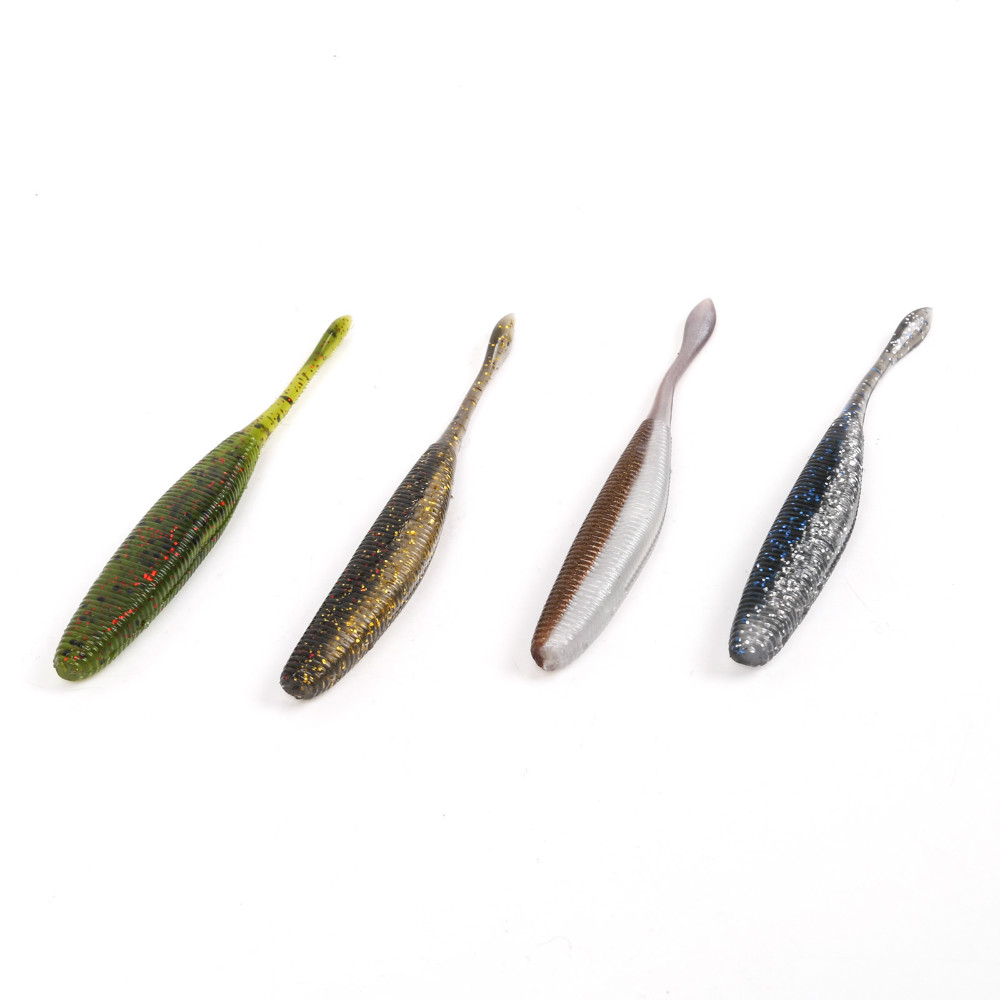 how to make your own soft plastic lures