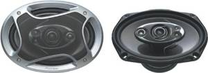 Pioneer TS-A6992R 5-Way 6-Inch X 9-Inch 460-Watt Speaker (Discontinued by Manufacturer)