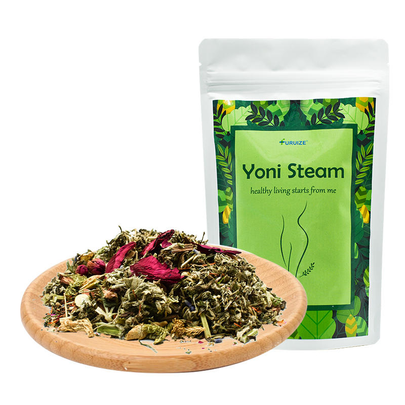 Natural V Steam Customized label 2oz Yoni Steaming Herbs