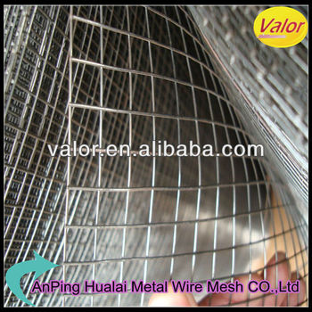 Steel Matting Galvanized Welded Wire Mesh Panel - Buy Non ...