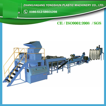 High selling plastic prilling machine with price