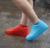 2019 hot sale silicone waterproof shoe cover rain boots