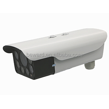 1080P Waterproof LPR license plate recognition ANPR Camera