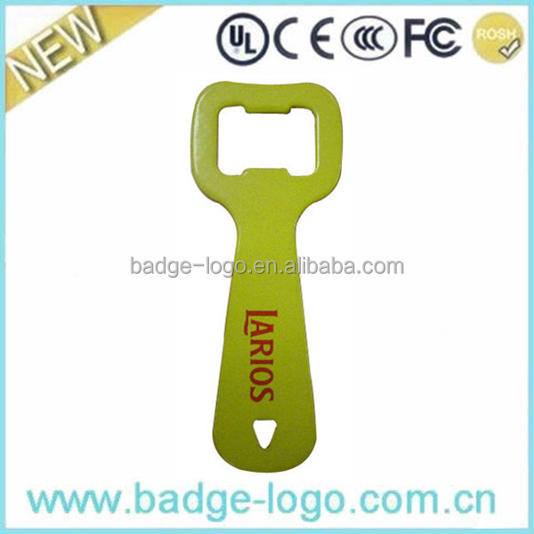 Painting Color Promotional Custom Bottle Opener