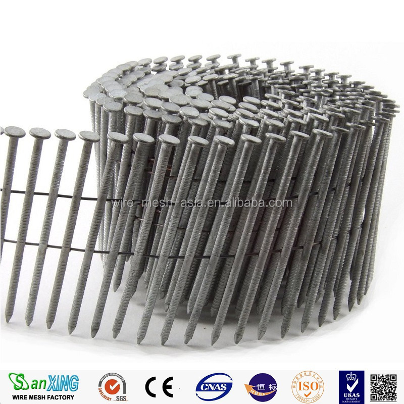Cheap Price Good Quality coil nails for buyers