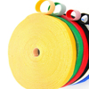 20mm Colorful Nylon Super quality back to back hook and loop tape