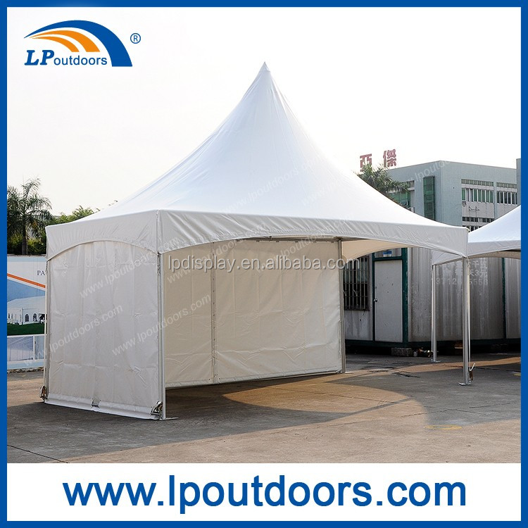 Single High Peak 3x6m Outdoor Wedding Event Frame Tent