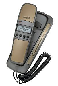 Southwestern Bell Sleekline FM2552NBW Corded Phone with Caller ID (New Bronze)