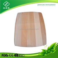 beech wooden cutting board for kitchen