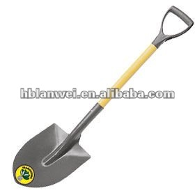 S525D shovel with wood handle