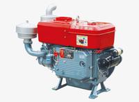 JC35M used marine diesel engine 30hp with gear box
