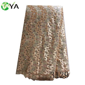 Promotional African French Thailand Lace Fabrics
