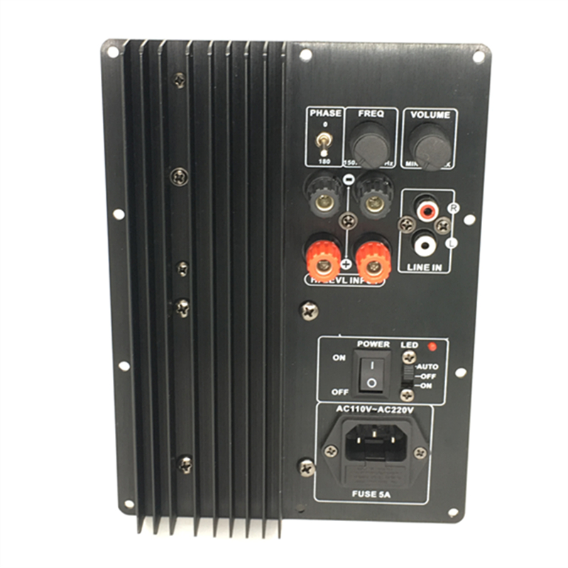 Low Pass Filter 8211 Subwoofer