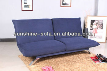 Adjule Back Klik Klak Sofa Futon Bed Sleeper