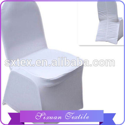 Best selling Good Looking white and black flocking taffeta chair cover sash