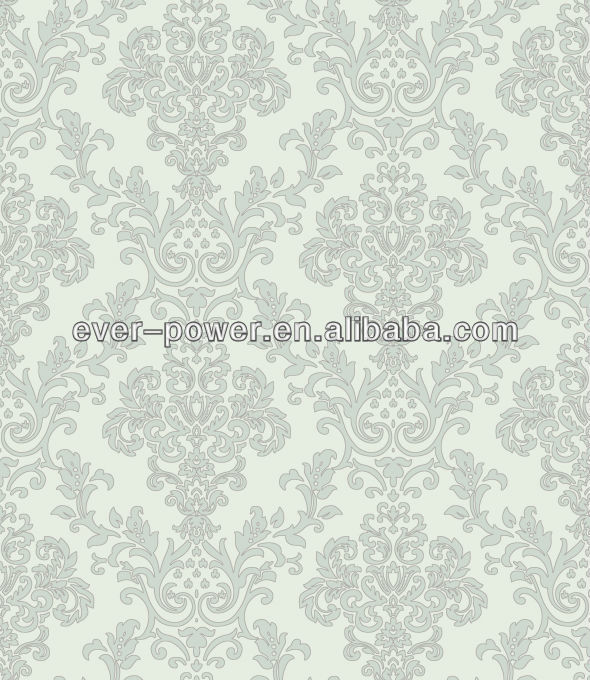 home interior decorative wallpaper/pvc wallpapper