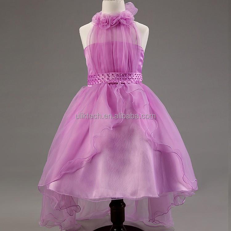 Vestido de fiesta para 2-12 años niñas-Vestidos para chica ...