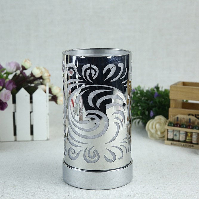 Wholesale Christmas Home deocration electric aroma oil burner fragrance oil lamp
