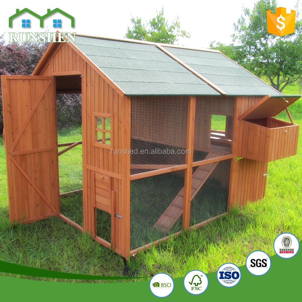 Jaulas para mascotas carrier y tipo de casa gallinero de madera para las gallinas jaulas - Casas para gallinas ...