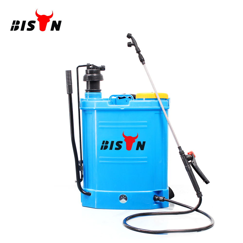 BSE-16E-1 16 liters battery powered electric pesticide garden backpack knapsack agricultural spray machine pump battery sprayer