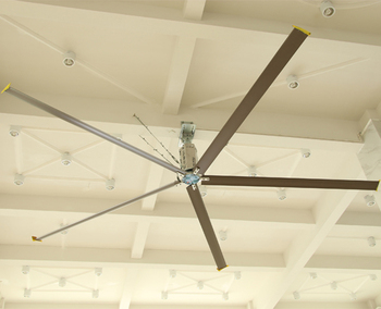 Hvls large energy saving ceiling fan with high quality germany lunze hvls large energy saving ceiling fan with high quality germany lunze motor aloadofball Choice Image