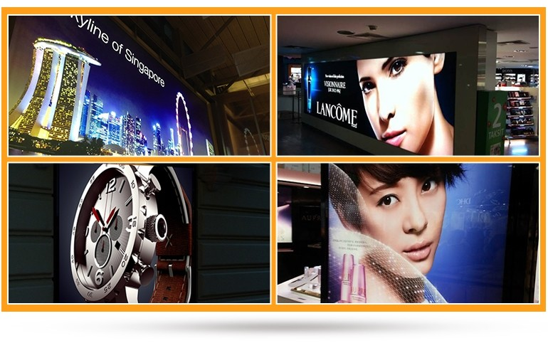 best model materials backlit flex banner printing fabric backlit fabric
