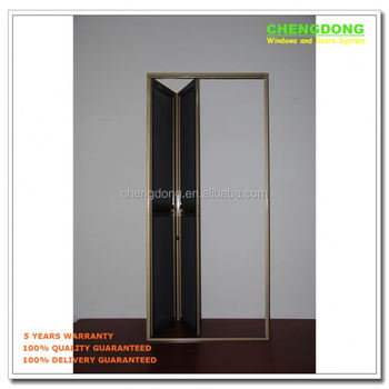 Large Span Exterior Fabric Vertical Folding Shutter Door Buy Large