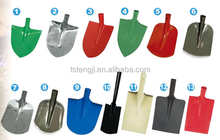 Hot! sell tangshan produce France market China iron steel shovel head