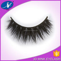 Customize Style New Design Supply 3D Eyelash And 3D Eyelash Glue Mink Fur Good Shape