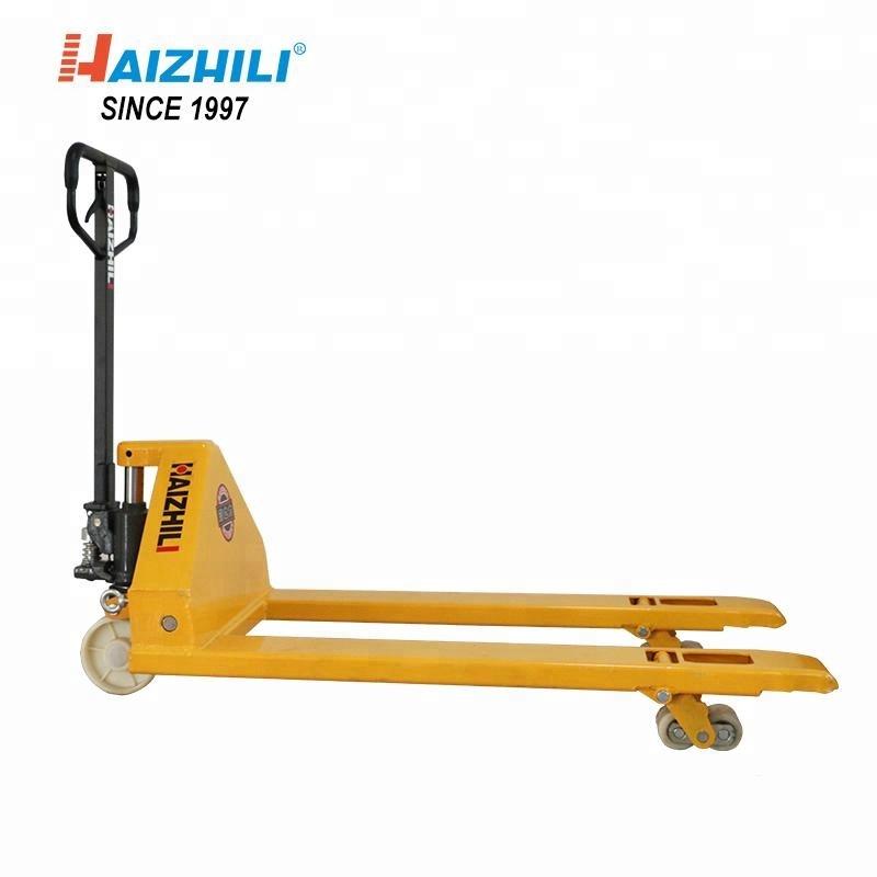 5000 kg manuelle lift lkw/hydraulische hubwagen Mit Werbe Preis