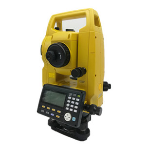 New Model Topcon Total Station GTS-1002 reflectorless Total Station R350m with Englsih ,French Language