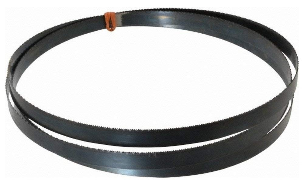"14 Teeth per Inch, 9' Long x 3/4"" Wide x 0.032"" Thick, Welded Band Saw Blade, 3/4"" Wide x 0.032"" Thick, Toothed Edge, Contour Cutting"