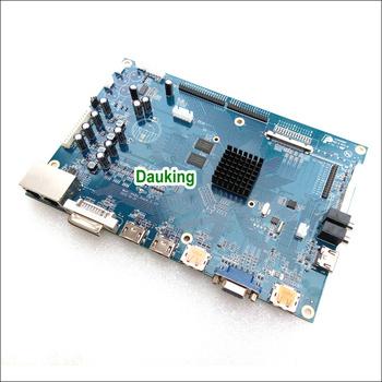 4096x2160 Lcd Lvds Control Board,Vga Input Lcd Controller Board 2560*1440  Lcd Monitor Scaler Board,Hdmi Receiver Board - Buy 4k Hdmi Lcd Lvds Control