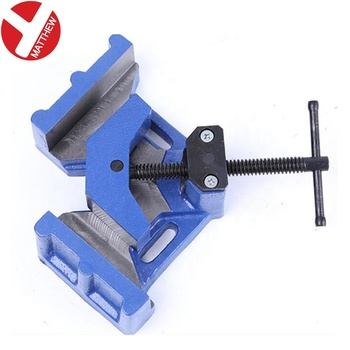 Heavy Duty 90 Degree Right Angle Welding Clamp