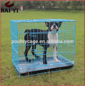Welded Wire Breeding Dog Crate/Cage With Large Space For Dog Playing